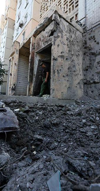 Confronto entre tropas ucranianas e rebeldes pró-russos matou dezenas no leste da Ucrânia - Foto: Agência Reuters