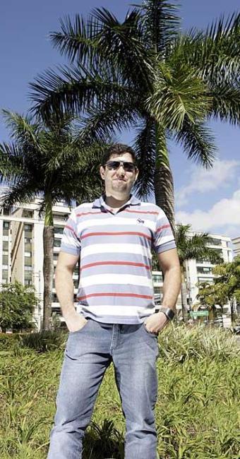 Fernando Bofill foi morar mais longe: 'Prefiro ter um lazer completo' - Foto: Marco Aurélio Martins | Ag. A TARDE