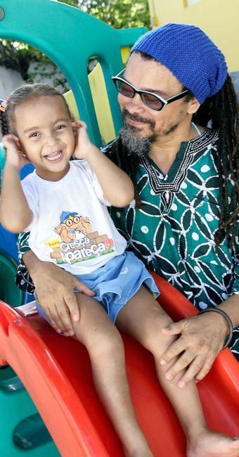 Guellwaar só conseguiu registrar Ominirê após ameaça - Foto: Marco Aurélio Martins   Ag. A TARDE