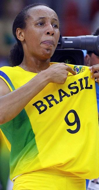 Janeth era uma das estrelas da Seleção que conquistou o Mundial de 1994 - Foto: Omar Torres l AFP Photo