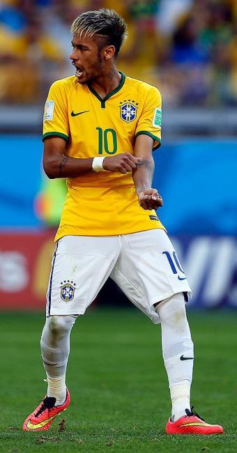 Neymar é o grande destaque da Seleção Brasileira - Foto: Jefferson Bernardes l VIPCOMM