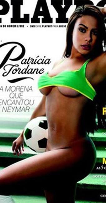 Patrícia Jordane estampou capa do mês de junho da revista - Foto: Reprodução