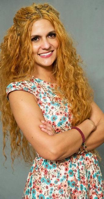 Paula Barbosa precisou deixar o visual largado para viver a Gina - Foto: Estevam Avellar | TV Globo | Divulgação