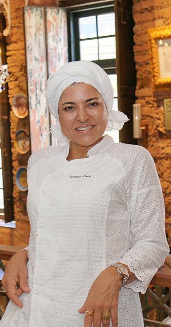 Tereza Paim, chef de cozinha - Foto: Solange Rossini | Divulgação