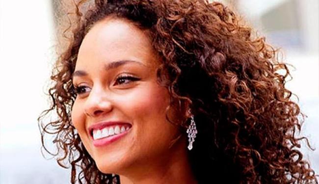 Alicia Keys usou as redes sociais para dar a notícia - Foto: Divulgação