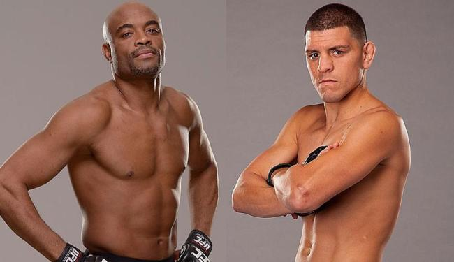 Spider enfrenta Nick Diaz em Las Vegas - Foto: Divulgação | UFC