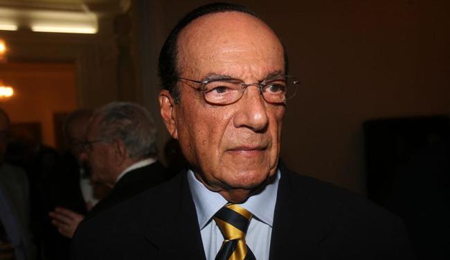 Ângelo Calmon é ex-presidente do Banco Econômico - Foto: Claudionor Junior | Ag. A TARDE