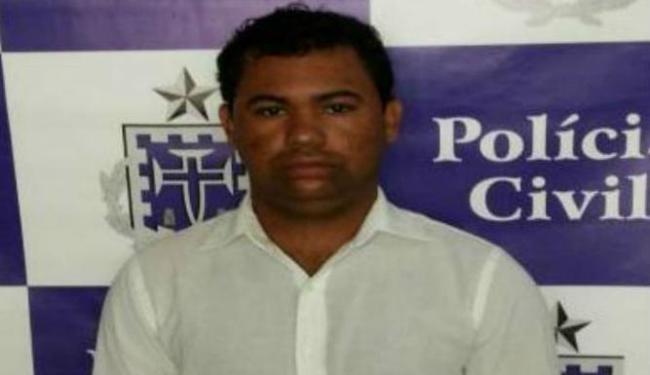 Rogério costumava enviar mensagens por celular com conotação pornográfica para mulheres do município - Foto: Divulgação | Ascom - PC BA