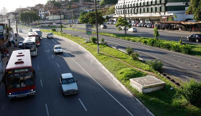 A av. Vasco da Gama está inserida no percurso Lapa-Iguatemi do BRT - Foto: Margarida Neide | Ag. A TARDE | 5.5.2011