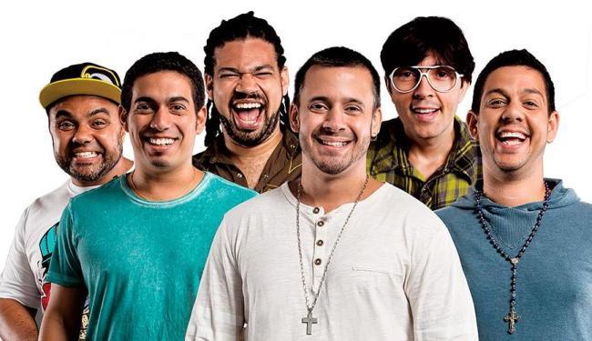 A banda 5% estará no N° 1 Futebol Bar, na Bahia Marina, na avenida Contorno - Foto: Divulgação