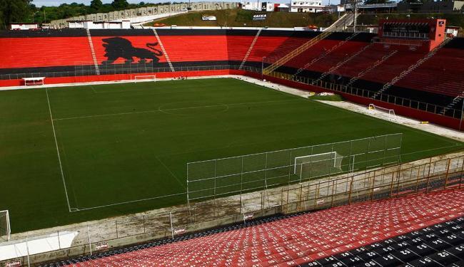 Casa rubro-negra ficou em reforma por 6 meses por causa da Copa - Foto: Eduardo Martins | Ag. A TARDE