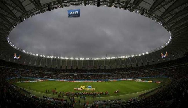 Arena das Dunas, em Natal, continuará com administração público-privada - Foto: Leonhard Foeger | Ag. Reuters