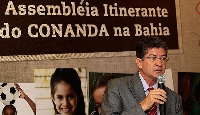 Carlos Brasileiro explicou que o problema ocorreu devido a um convênio firmado em 2008 - Foto: Gildo Lima  Ag. A TARDE