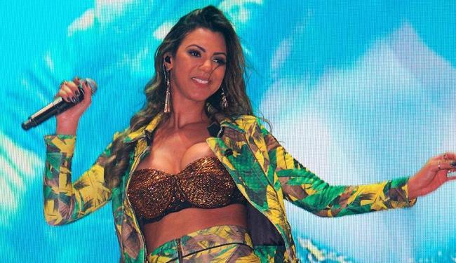 A banda Cheiro de Amor é uma das atrações da Fan Fest, no Farol da Barra - Foto: Divulgação