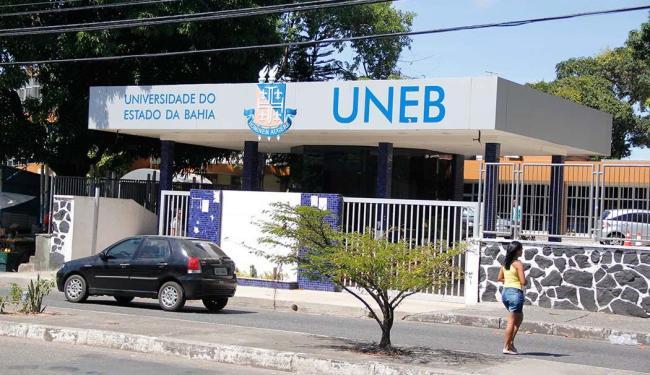 As aulas serão ministradas no campus do Cabula, na Uneb - Foto: Joá Souza   Ag. A TARDE