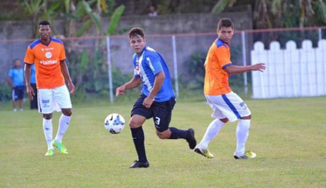 Tricolor venceu o jogo-treino contra o Confiança por 4 a 0 - Foto: Divulgação l E.C. Bahia