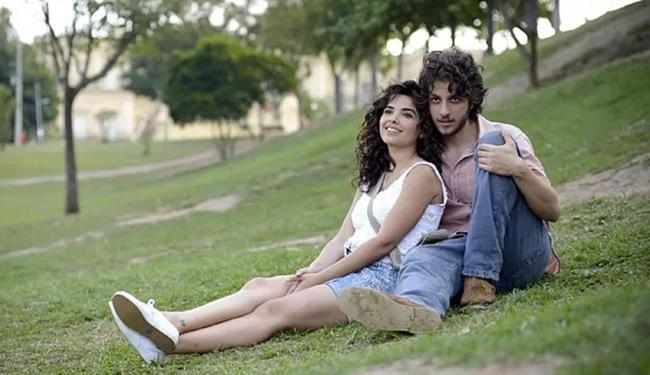 Eliane e José Alfredo vivem romance proibido - Foto: Raphael Dias | TV Globo