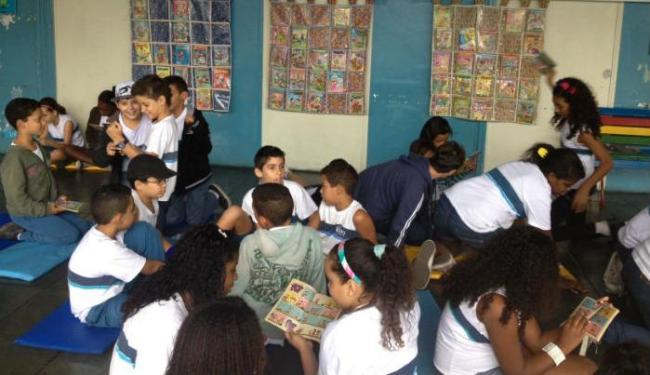 Prêmio Jorge Amado de Literatura é voltado para alunos da rede municipal de ensino - Foto: Divulgação | Tv Brasil