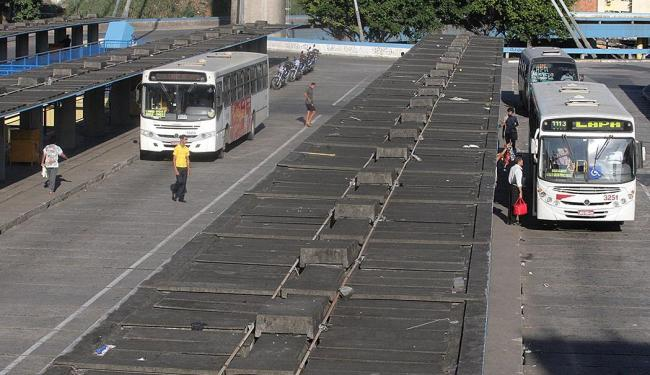 Estação da Lapa será totalmente reestruturada - Foto: Lúcio Távora | Ag. A TARDE