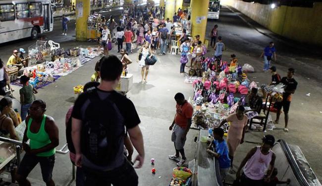 A licitação para a reforma da Estação da Lapa será lançado até o dia 30 de agosto - Foto: Marco Aurélio Martins | Ag. A TARDE | 07.10/.2011