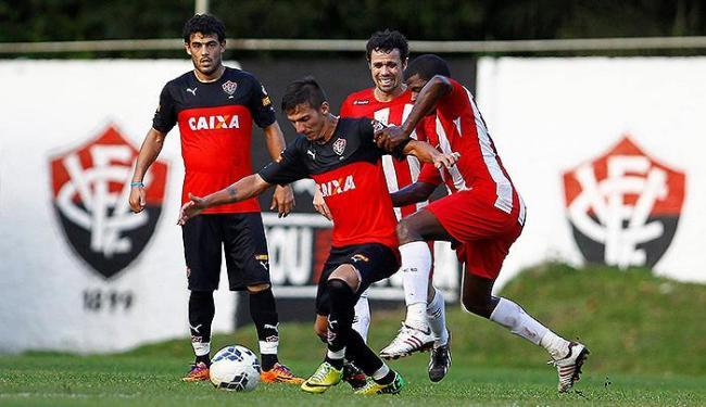 Euller é único da base que tem chance de jogar sábado - Foto: Eduardo Martins l Ag. A TARDE