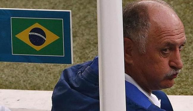 Felipão assumiu a responsabilidade pela eliminação do Brasil - Foto: David Gray l Reuters