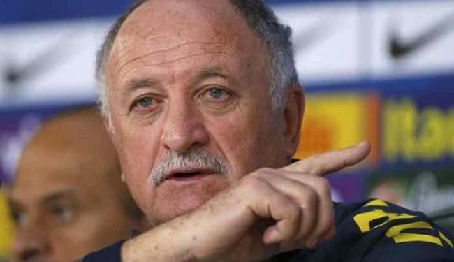 Felipão diz que manteria 95% dos convocados - Foto: Marcelo Regua | Ag. Reuters