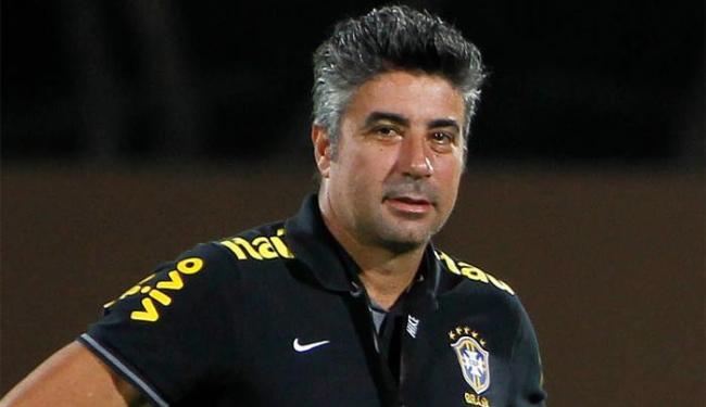 Alexandre Gallo tem como meta levar a seleção brasileira olímpica ao ouro - Foto: Rafael Ribeiro | CBF