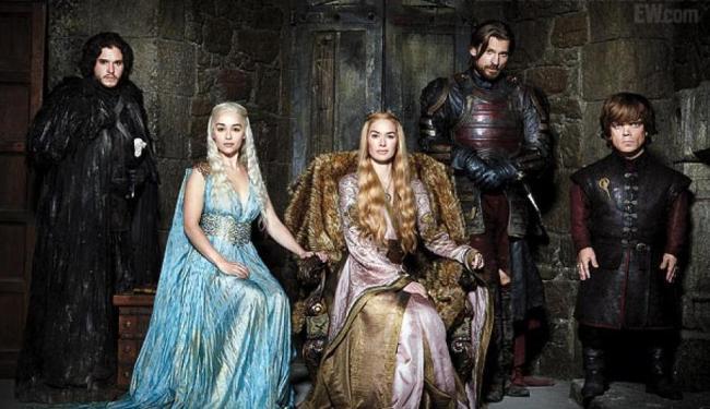 Game of Thrones é a série de maior sucesso da história da HBO - Foto: Divulgação