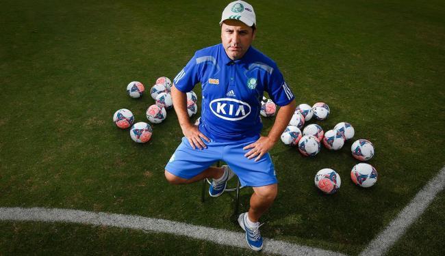 Gilson Kleina, ex-Palmeiras, negocia acerto com o Bahia - Foto: Moacyr Lopes Junior | Folhapress