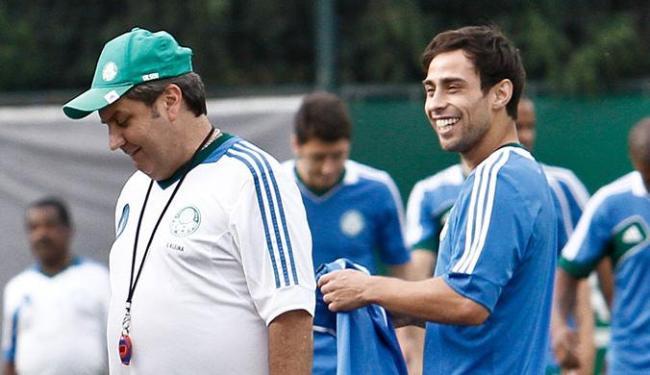 Gilson Kleina, ex-Palmeiras, é o grande favorito para substituir o técnico Marquinhos Santos - Foto: Agência Estado
