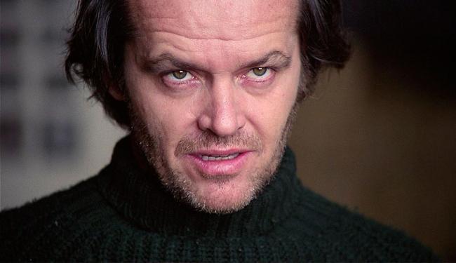 Jack Nicholson interpreta o escritor Jack Torrance - Foto: Divulgação
