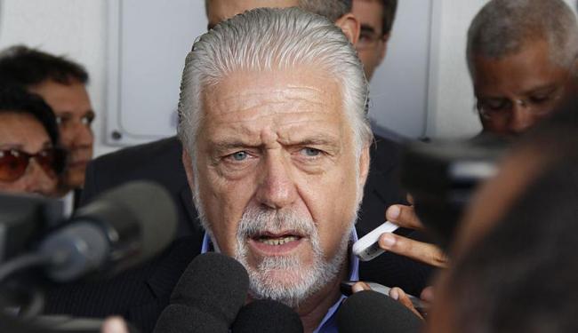 Governador rebateu críticas de Souto e Neto - Foto: Joá Souza | Ag. A TARDE