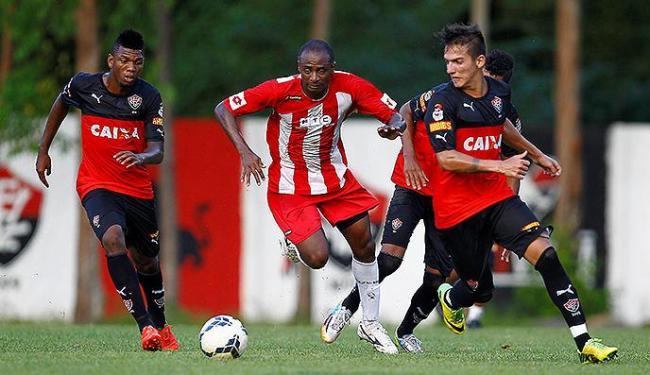 Reservas em jogo-treino no Barradão contra a FTC: 2x1 para o Leão - Foto: Eduardo Martins | Ag. A TARDE