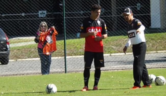 Jorginho fez os últimos ajustes antes de pegar o Criciúma - Foto: Divulgação | E.C. Vitória
