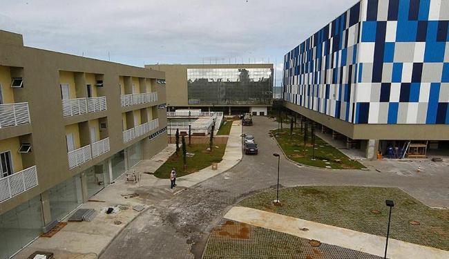 Instalações do Centro Pan-Americano em Lauro de Freitas - Foto: Eduardo Martins | Ag. A TARDE