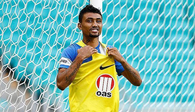 K9 pode ser solução para falta de gols - Foto: Eduardo Martins | Ag. A TARDE