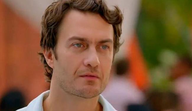 Laerte (Gabriel Braga Nunes) será baleado no final da novela - Foto: Divulgação   TV Globo
