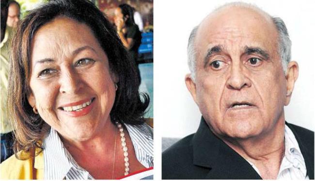 Lídice critica o governo Dilma Rousseff. Souto ganha apoio oficial de vereadores - Foto: Margarida Neide e Mila Cordeiro | Ag. A TARDE