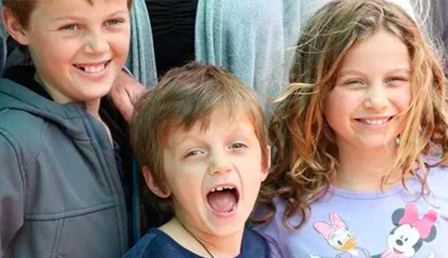 Crianças estavam com o avô em avião derrubado por míssil - Foto: Reprodução   BuzzFeed