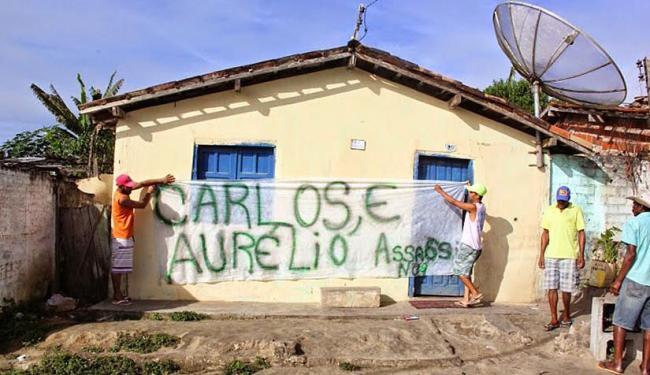 Moradores organizam protesto para a manhã de domingo - Foto: Reprodução | Amargosa News