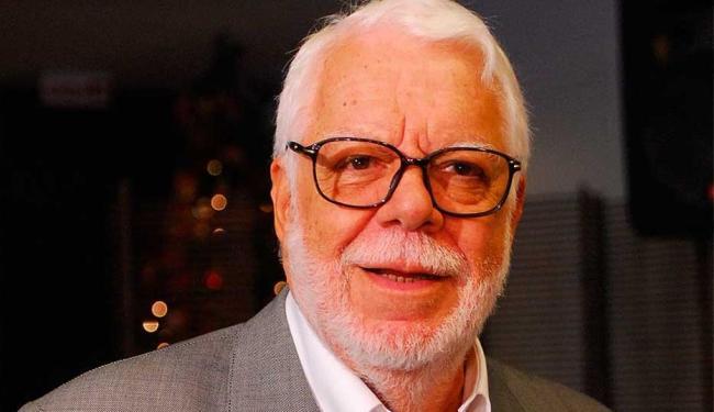Manoel Carlos começou a escrever para a TV há 36 anos - Foto: Divulgação
