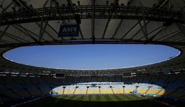 O Maracanã terá a sétima e última partida da Copa do Mundo entre Alemanha x Argentina - Foto: Agência Reuters