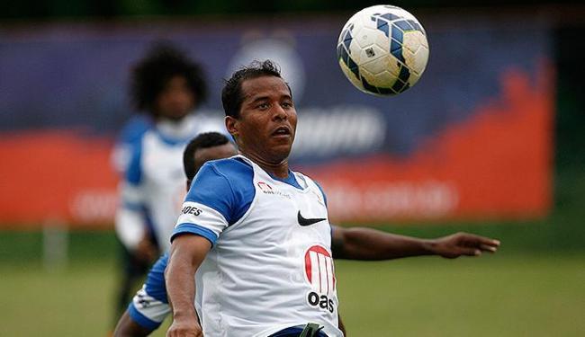 Marcos Aurélio será uma das novidades do Bahia para o confronto desta quarta - Foto: Raul Spinassé | Ag. A TARDE