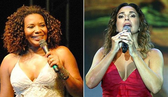 Margareth e Daniela Mercury prometem quase quatro horas de festa - Foto: Uran Rodrigues | Divulgação / Lucio Tavora | Ag. A TARDE