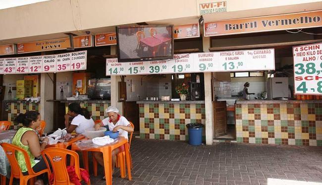 Mercado funciona em novo horário: das 8h às 4h da madrugada - Foto: Margarida Neide | Ag. A TARDE