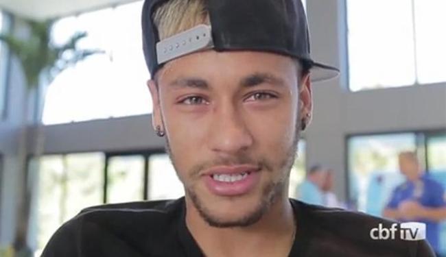 Neymar se despede da Copa, mas diz que mantém a esperança pelo título da Seleção - Foto: Reprodução