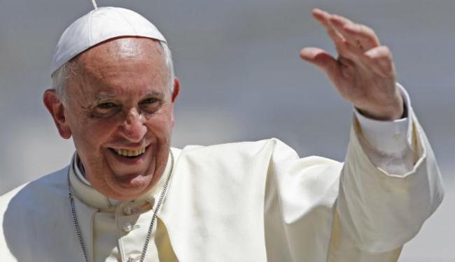 Em discurso numa univerisdade no sul da Itália, papa fala sobre a relação do homem com a natureza - Foto: Giampiero Sposito | Ag. Reuters
