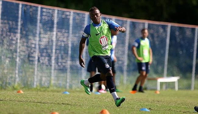 Fase ruim de Guilherme Santos pode ser a chance de Pará voltar ao time titular - Foto: Joá Souza | Ag. A TARDE