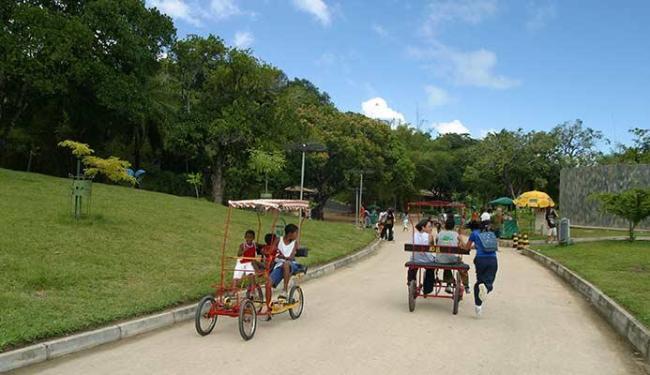 Parque da Cidade vai ganhar ciclovias e terá aumento na segurança - Foto: Fernando Vivas | Ag. A TARDE